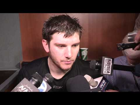 5/23/13 - Post Game - Jonathan Quick