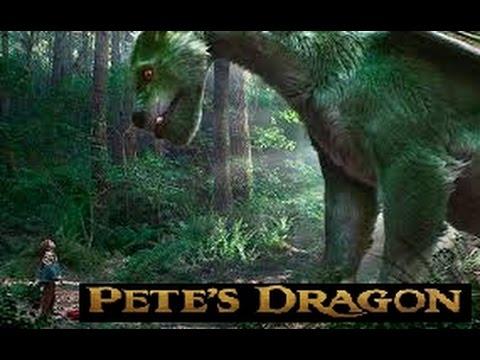 Pete's Dragon 2016 Trailer - Oakes Fegley, Robert Redford Family Movie Trailers HD