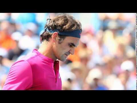 Roger Federer denies Novak Djokovic : Cincinnati Masters