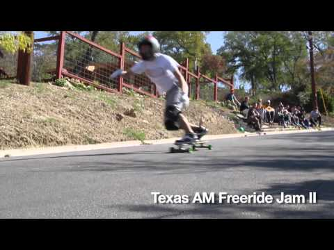 Waco Longboard Club: Travels (HITS/Landyachtz Contest)