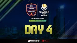 FIFA Online 4 :  EACC 2018 Knock Out Round (Day 4)