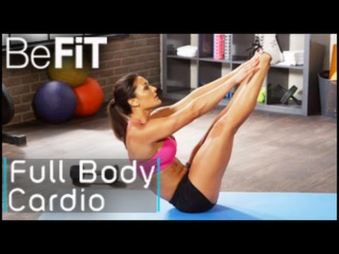 Full Body Cardio Workout For Weight Loss: Maddy Mosier video