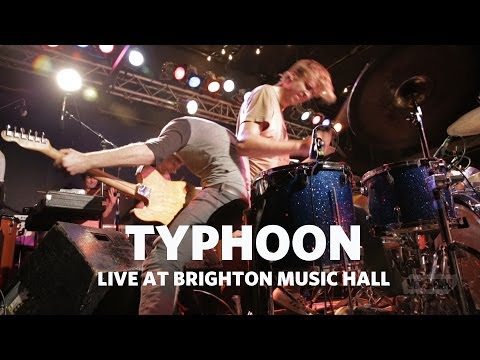 WGBH Music: Typhoon - Caesar / Reed Road (Live)