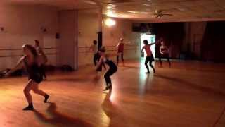 A peek at ADW's Master Class with Clinton Edwards
