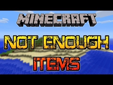 Minecraft 1.5.2 | Como Instalar Not Enough Items | Español
