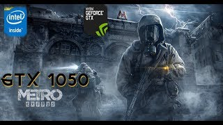 Metro Exodus on GTX 1050(Dell G3)