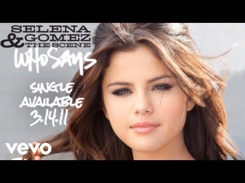 Selena Gomez & The Scene - Who Says (Audio)