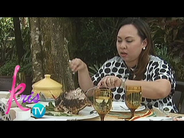 Kris TV: Trivia about eating a fish
