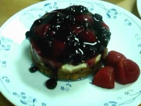 How to bake a fool proof cheesecake