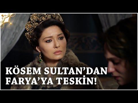 Muhteşem Yüzyıl Kösem - Yeni Sezon 9.Bölüm (39.Bölüm) |  Kösem Sultan'dan Farya'ya Teskin!