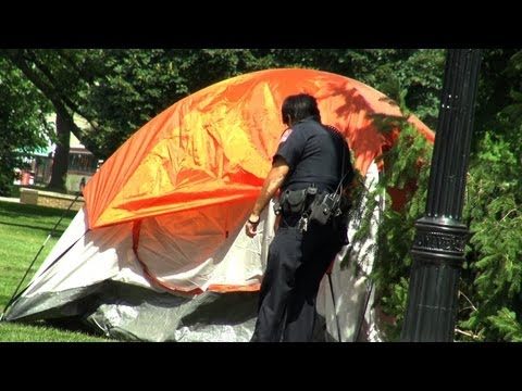 Sex In A Tent Prank! [RomanAtWood Prank]