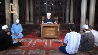 الحلقة 8 من شرح كتاب اخصر المختصرات فى الفقه الحنبلي للدكتور محمد السيد الحنبلي