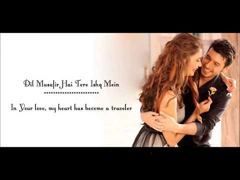 Janib - Arijit Singh & Sunidhi Chauhan Full Video Lyrical
