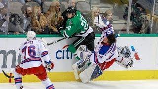 NHL Goalies Getting Hit Part 4