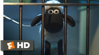 Shaun the Sheep Movie (2015) - Shaun in the Slammer Scene (6/10) | Movieclips
