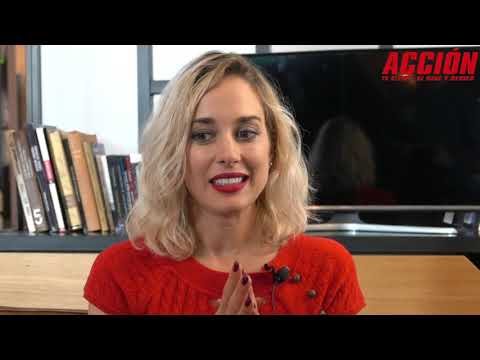 Entrevista Silvia Alonso que nos habla de Instinto