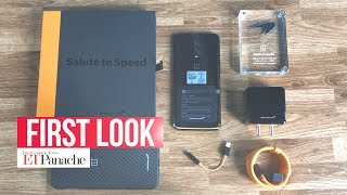 OnePlus 6T McLaren Limited Edition Is All About Speed | Unboxing & First Look | Papaya Orange