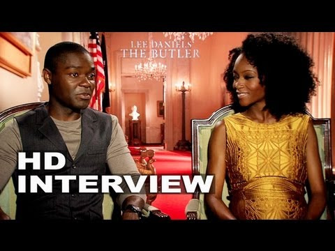 Lee Daniels' The Butler: David Oyelowo & Yaya Alafia Official Interview