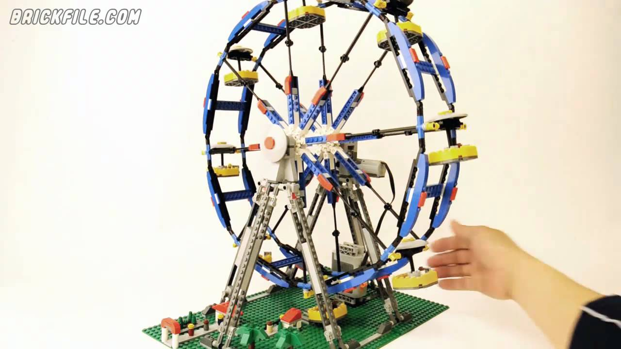 How To Build A Carousel Model