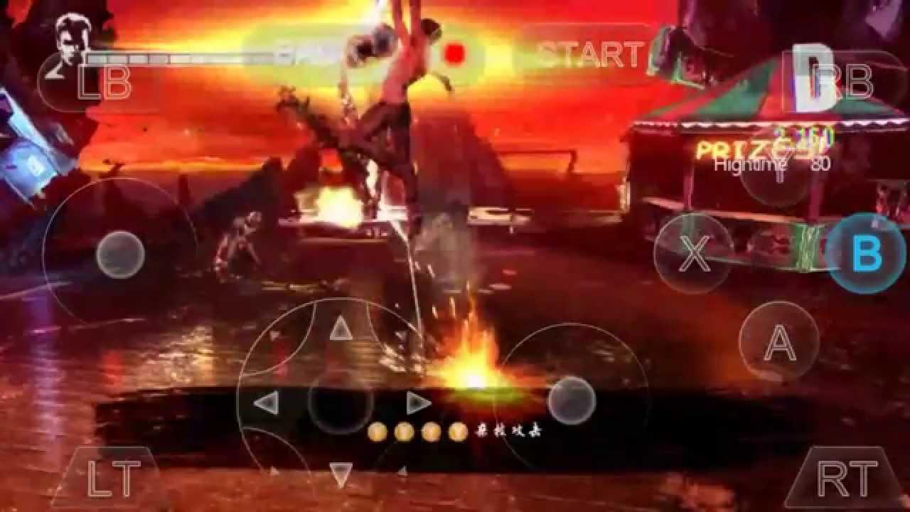 Скачать игру для андроид devil may cry