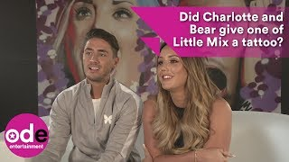 Just Tattoo Of Us: Did Charlotte and Bear give one of Little Mix a tattoo?