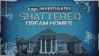 Many families out of homes, hundreds of thousands of dollars after builder files for bankruptcy