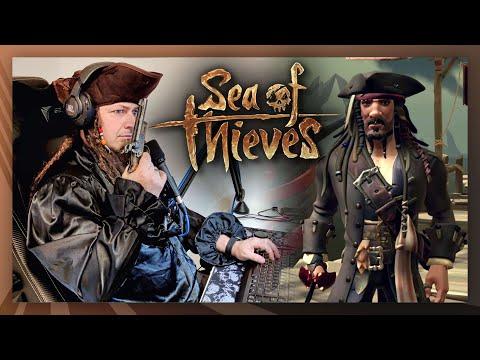 4 Chaoten auf der Bounty! - Wir spielen Sea of Thieves