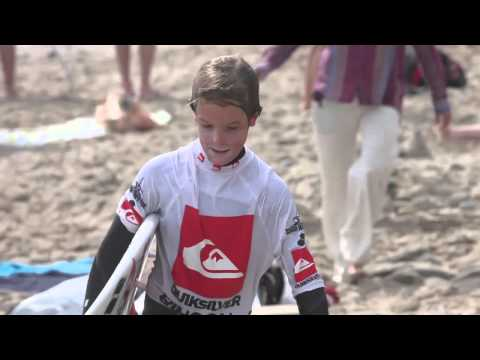2013 Quiksilver Rincon Classic Presented by Channel Islands Surfboards Day One Highlights