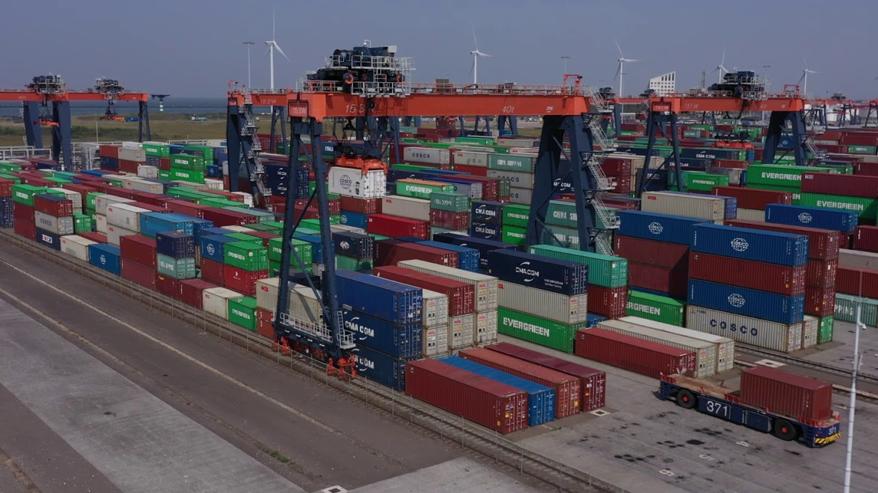Europe's no.1 crossroads of container flows