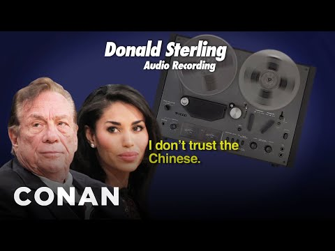 EXCLUSIVE: New Donald Sterling Tapes Surface