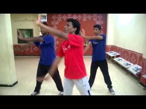 Go Go Govinda - Aerock Dance Aerobics Tutorial Part-3 video