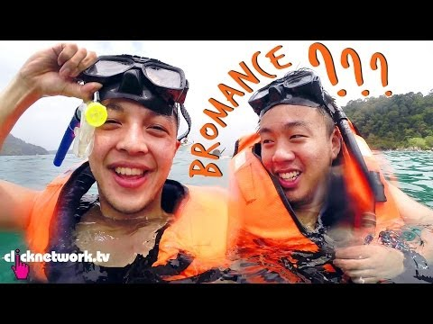 Bromance On An Island Getaway? - Wonder Boys: EP2