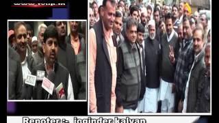 tvup  13 02 16 1 सहारनपुर:- महमूद ने भारी दलबल के साथ किया पर्चादाखिल
