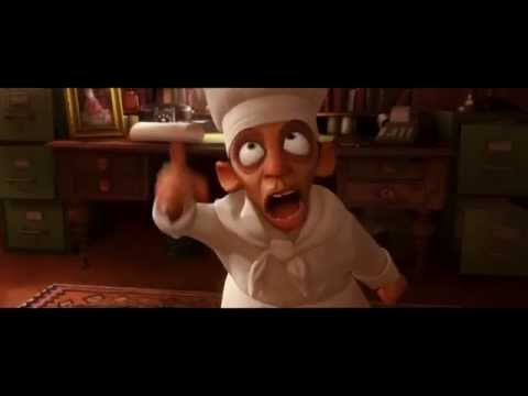 Ratatouille - Let Us Toast Your Non-idiocy