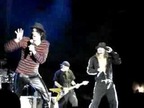 Kid Rock and Peter Wolf - Centerfold (Live at ROTR 2008) Video