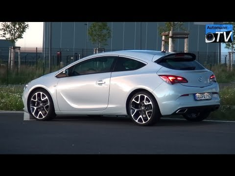 2014 Opel Astra OPC VXR 280hp DRIVE SOUND 1080p FULL HD