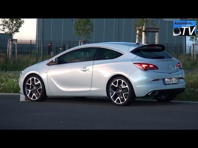 2014 Opel Astra OPC/VXR (280hp) - YouTube