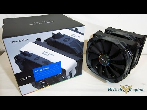 Cryorig R1 Ultimate Overview and Benchmarks