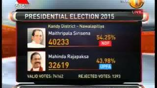 Presidential Election 2015 - Mihinthale
