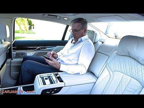 BMW 7 Series 2016 INTERIOR BMW G11/G12 Commercial BMW 750Li xDrive M Sport CARJAM TV HD
