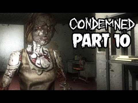 Let's Play Condemned Criminal Origins Deutsch #10 - Sexy Date Mit Rosa video