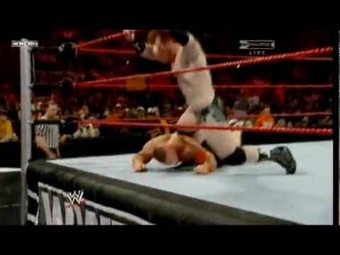 John Cena vs Sheamus TLC part 1