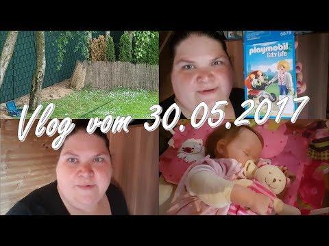 Wer ist Sophia? |Neuer Zaun! |VLOG! | Mama Alltag! || Reborn Baby Deutsch || Little Reborn Nursery