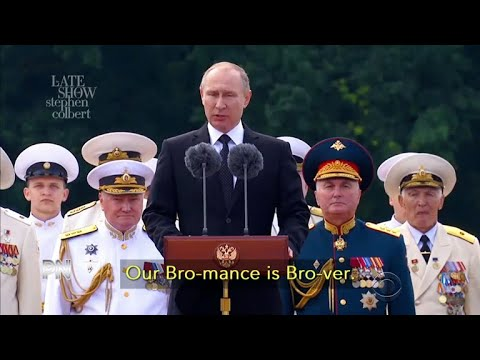 Vladimir Putin Publicly Breaks Up With Trump