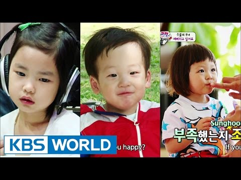 The Return of Superman | 슈퍼맨이 돌아왔다 - Ep.33 (