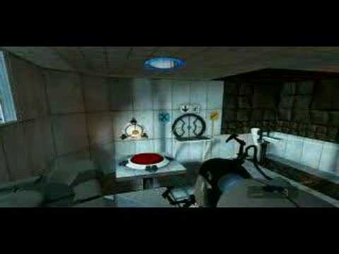 Portal Test Chamber 13 - Least Steps (10)