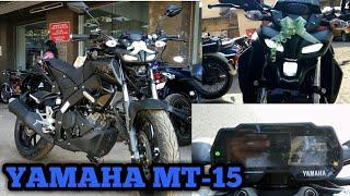 YAMAHA MT15 Ride Experience #yamaha #mt15 #yamahamt15