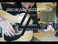 Download Mp3 How to play SHARP EDGES by LP on Acousitc Guitar