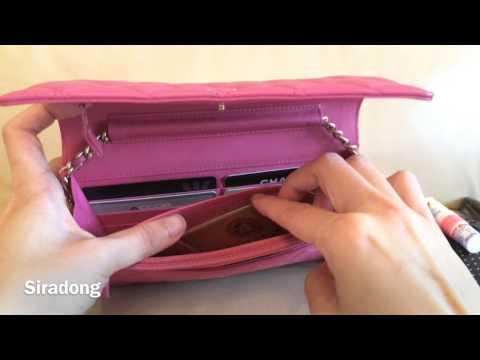 Comparison: Chanel mini flap 8