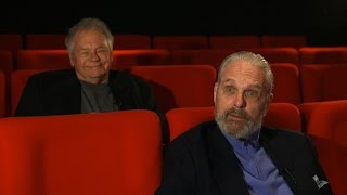 Keir Dullea on 2001- A Space Odyssey's HAL  | #BFISciFi view on break.com tube online.